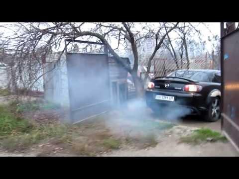 Тест Драйв Mazda RX 8 1.3i 231л.с 2004г