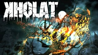 RUN AWAY AS FAST AS YOU CAN!! | KHOLAT Horror Game - Part 2