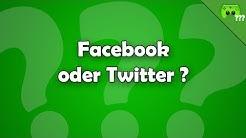 Facebook oder Twitter ? - Frag PietSmiet ?!