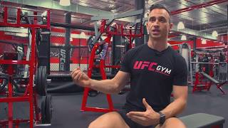 UFC Gym: Why they choose Life Fitness and Hammer Strength