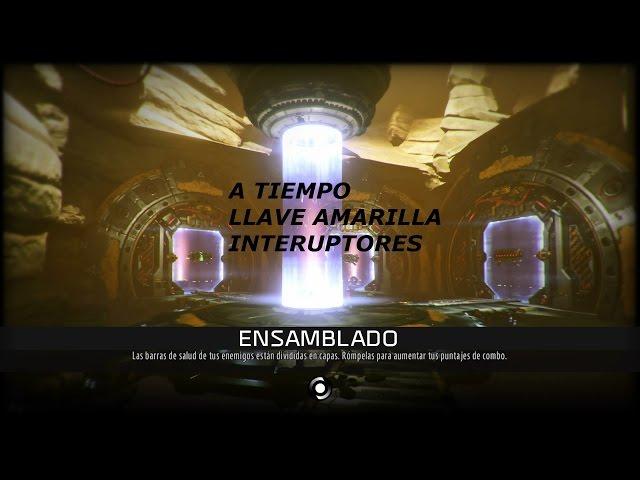 Mariatxi I Gameplays I Mazmorra/Calabozo Ensamblado