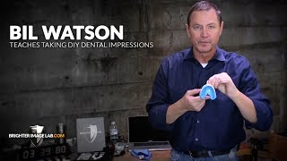 DIY - How to Dental Impressions  A Masterclass, Dentists Won't Tell You About?