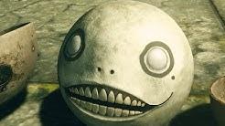 "NieR: Automata - ""Emil's Memories"" Sidequest"