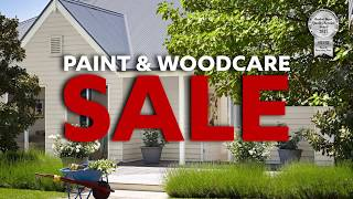 Great Paint & Woodcare Deals at Guthrie Bowron - until 30 October 2017.