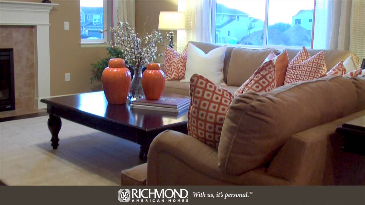 new homes in colorado the alison floor plan by richmond american new homes in colorado the alison floor plan by richmond american homes youtube