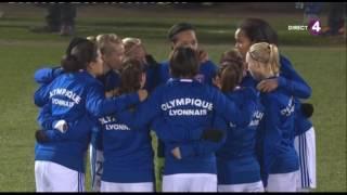 D1 Feminine. PSG - Lyon (17/12/2016)