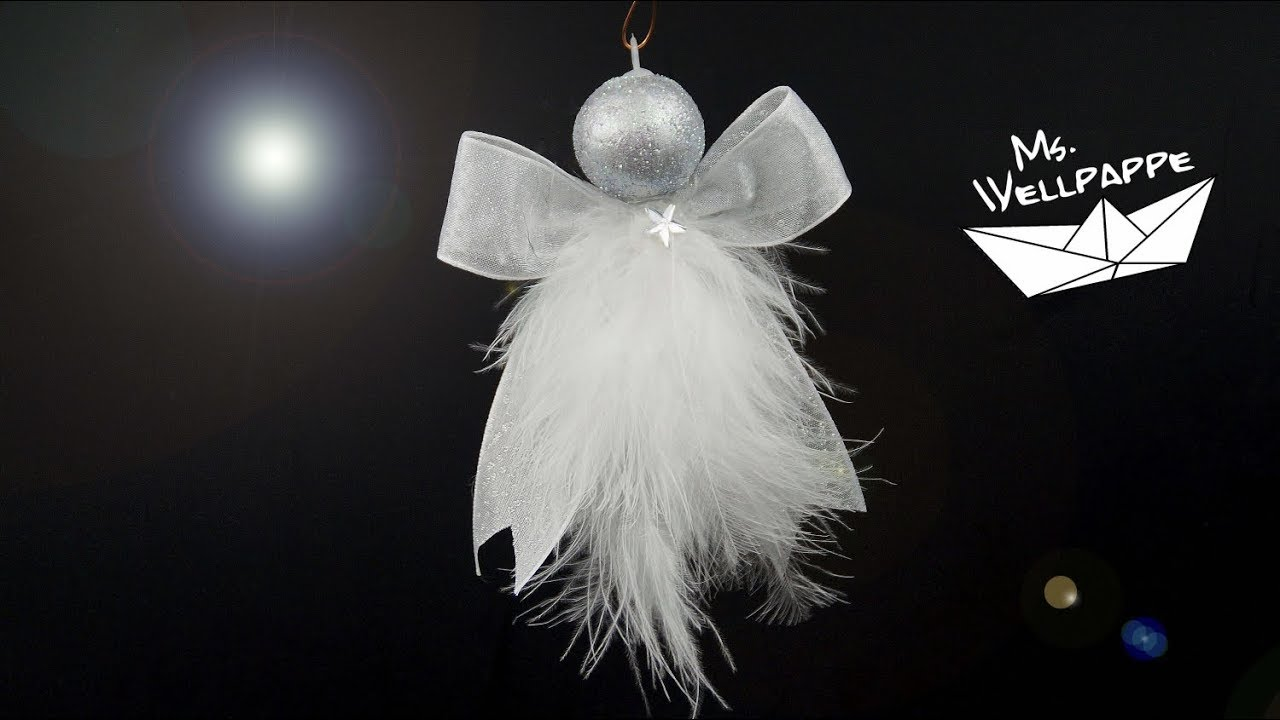 Christmas Angel Diy
