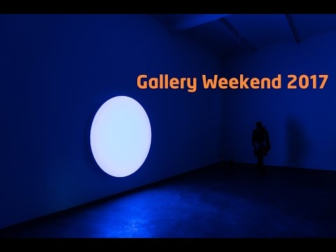 Gallery Weekend 2017