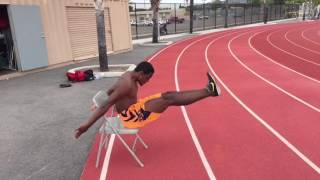 Long Jump/Triple Jump - Landing Drill Progression