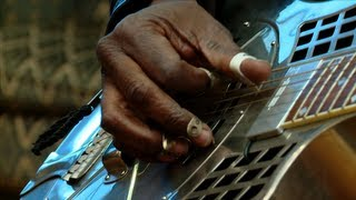Backstage at The White House: Keb Mo