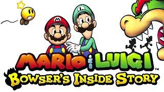 Tough Guy Alert! (OST Version) - Mario & Luigi Bowser's Inside Story
