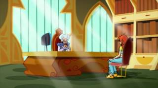Winx Club - Season 1 - Episode 15 -  Voci dal passato