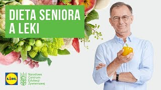 DIETA SENIORA A LEKI   Profesor Mirosław Jarosz NCEŻ