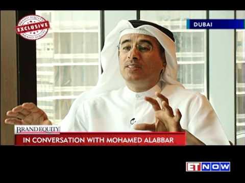Brand Equity: In Conversation with Mohamed Alabbar, Chairman, Emaar Properties