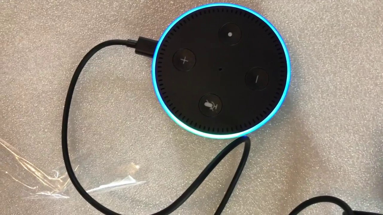 Echo Dot Installation How To Setup Alexa Echo Dot