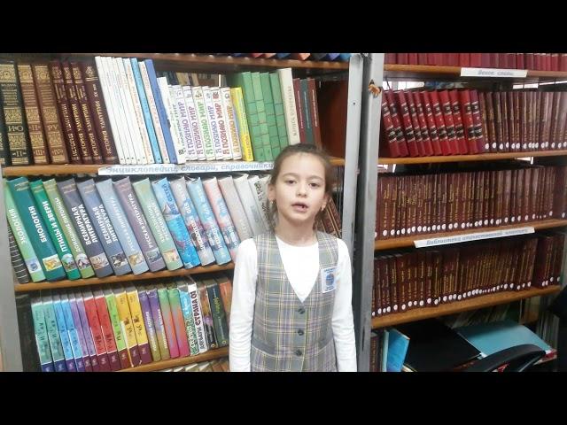 Изображение предпросмотра прочтения – ВиолеттаКопанева читает произведение «Август — астры…» М.И.Цветаевой