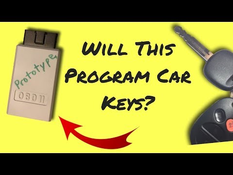 Announcement: Car Key Programming Tool is HERE