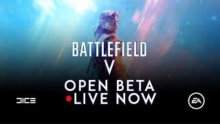 Battlefield V Testamos a Beta e caçamos Dog Tag !!!