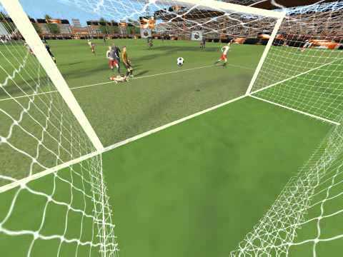 (HooliNerd) epic own goal in Power Soccer