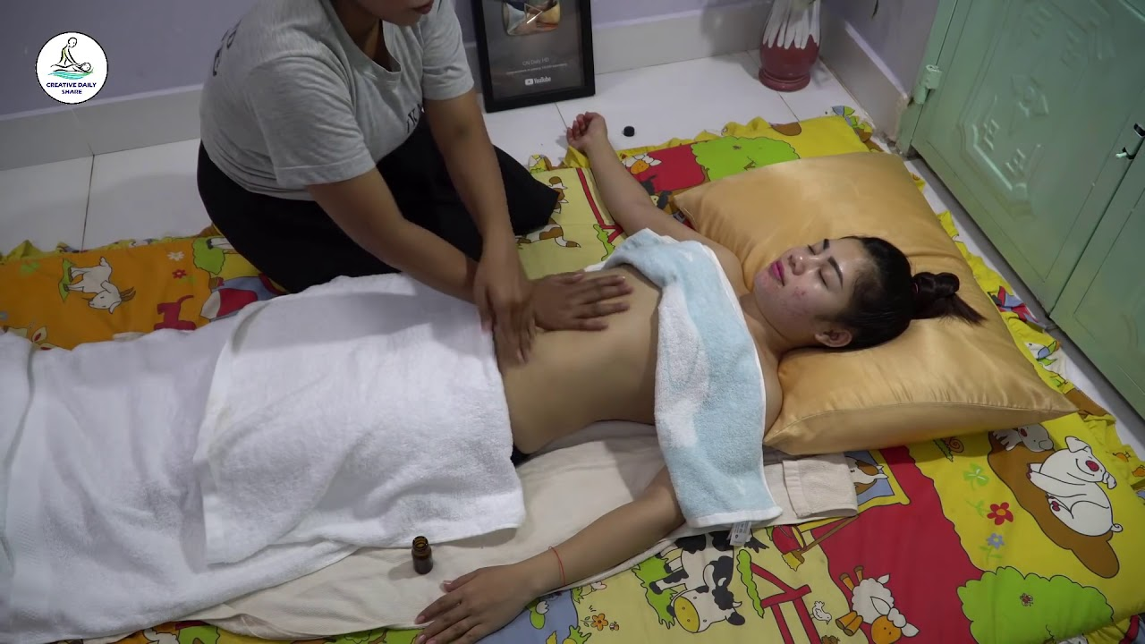 How to do sexy massage
