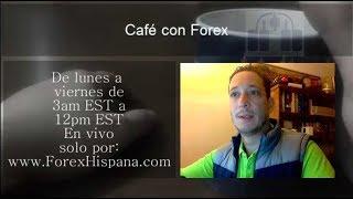 Forex con Cafe del 25 de Diciembre del 2018