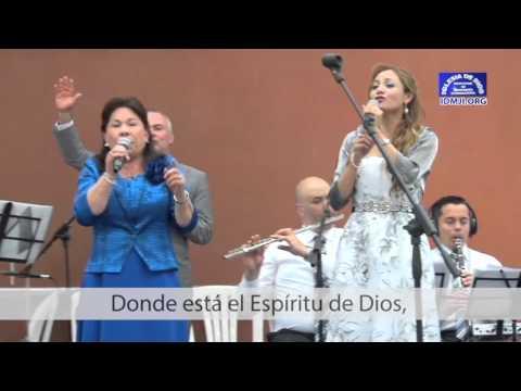 María Luisa Piraquive - Donde está el Espíritu de Dios hay Libertad. - IDMJI