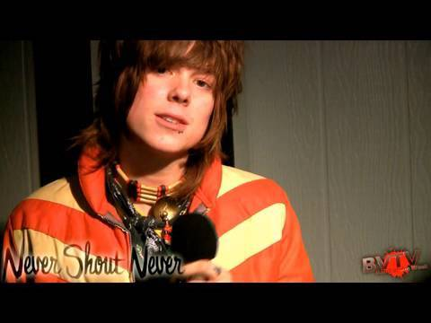 """Never Shout Never Exclusive! Interview (""""What Is Love?"""" Album Release) - BVTV """"Band of the Week"""" HD"""