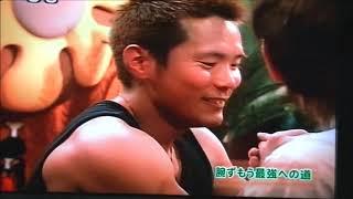 YBSゆうひのジャングル2005年4月11日全力に悔い無しの発祥☆(アームレスリング)