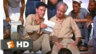 Mister Roberts (1955) - A Letter From Roberts Scene (9/10) | Movieclips