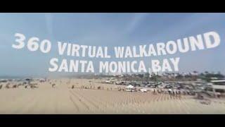 360 Virtual Santa Monica Bay Pier Walkaround
