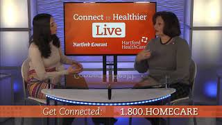 Facebook LIVE: Connect to Healthier with Karen Pagliaro