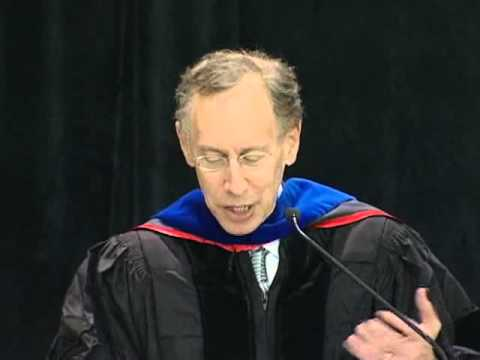 Robert Langer: 2013 College of Engineering Convocation