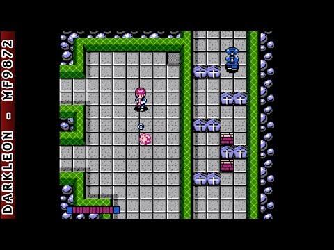 Famicom Disk System - Ai Senshi Nicol (1987)