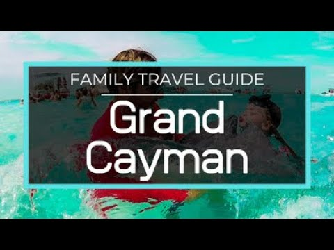 We Made It! Grand Cayman - Cayman Islands