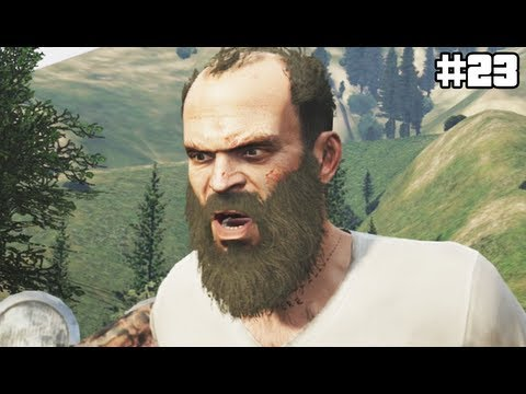 GTA 5 - TREVOR GETS HIS HEART BROKEN - (GTA V Lets Play #23)
