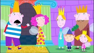 Маленькое королевство Бена и Холли - В гости к Меригольдам + бонус | Мультики | Новая 49 Серия