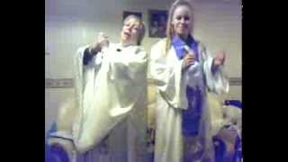 wash my sins away, jennyand star just funny