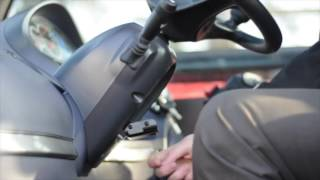 Keep Your Forklift Operator Comfortable with Manitou