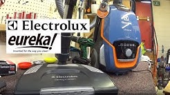 """Electrolux UltraOne Deluxe Canister Vacuum  review """"EurekaLux"""""""