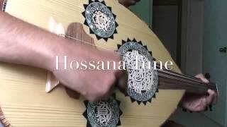 hosanna tune oud -