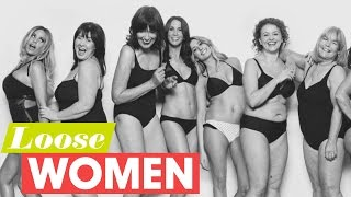 the loose women launch their body stories campaign   loose women