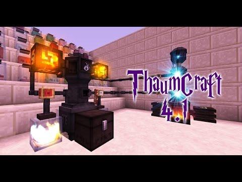ThaumCraft 4.1 Tutorial #1
