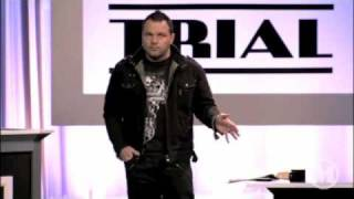 Mark Driscoll on the Crucifixion of Jesus