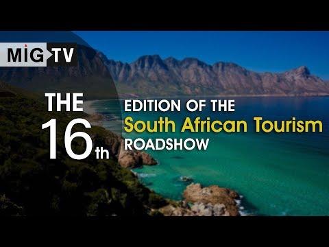 South Africa Tourism Roadshow 2019