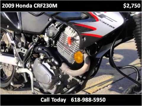 2009 Honda CRF230M Used Cars Carterville IL