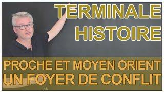Proche & Moyen Orient : foyer de conflit depuis 1945 - Histoire-Géo - Terminale - Les Bons Profs thumbnail