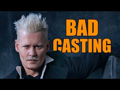 Why I hate Johnny Depp as Grindelwald - Video Essay