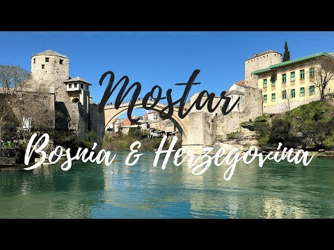 Day trip to Mostar, Bosnia & Herzegovina from Dubrovnik, Croatia