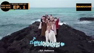 Video [ENG SUB] 180330 Wanna One Go in Jeju - Ep 1 download MP3, 3GP, MP4, WEBM, AVI, FLV April 2018