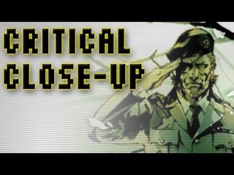 Critical Close-up: Metal Gear Solid 3